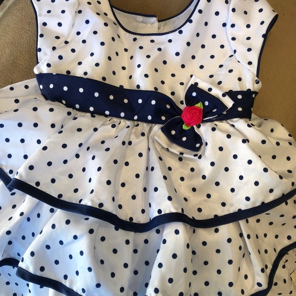JONA MICHELLE party dress 18 months NWT